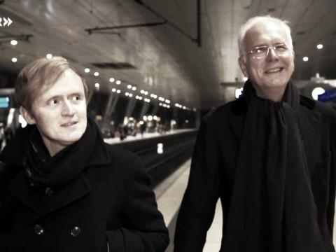 Pierre M. Krause begleitet Harald Schmidt